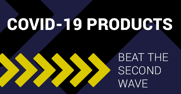 Beat the second wave: COVID-19 products