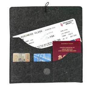 個人 - 毛氈旅行袋
