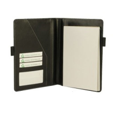 Personalized - A5 Portfolio w/Zipper