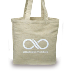 Personalized - 3 Hour Eco Conference Bag