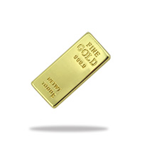 Gold Ingot USB