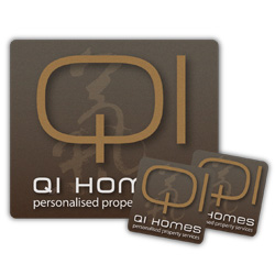 Personalized - Mouse Pad Desk Set