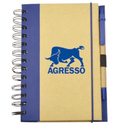 Personalized - Eco Friendly Notebook
