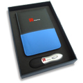 Personalized - Notepad & Laser Pointer USB