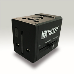 Personalized - VIP Travel Adaptor