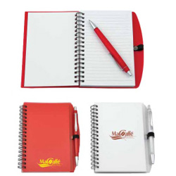 Personalized - PP Notebook Large Size