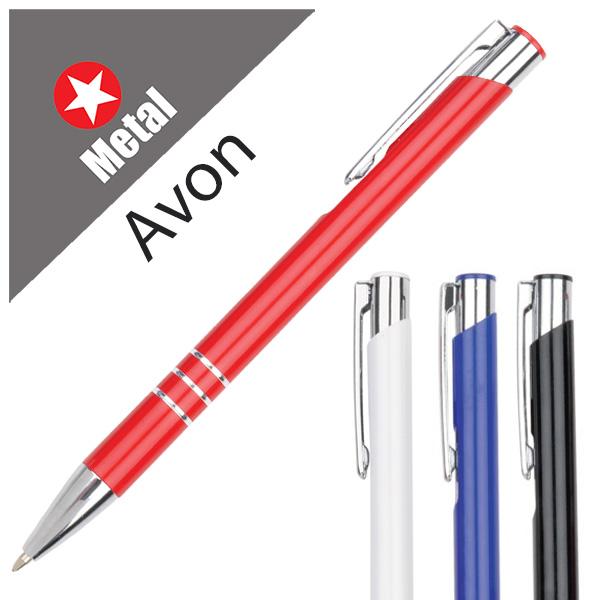 Avon Aluminium Pen