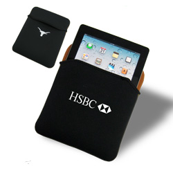 Personalized - iPad sleeve