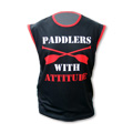 Personalized - Sleeveless Polyester T-shirt