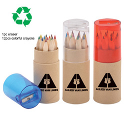 Recycled Crayon Set