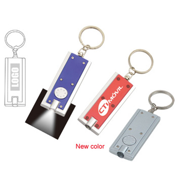 Personalized - Rectangle Key Light