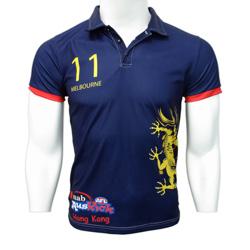 All Over Print Polo Shirts