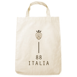 Personalized - Natural Cotton Shopper - Small