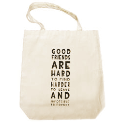Personalized - Natural Cotton Shopper - Large