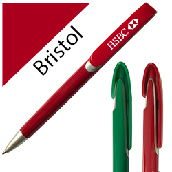 Personalized - Bristol pen