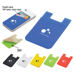 Personalized - Silicone Mobile Pocket