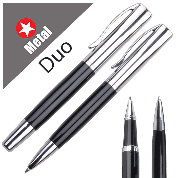 Deluxe Duo Pen Set