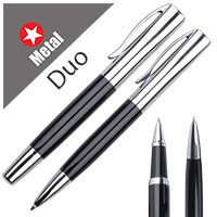Personalized - Deluxe Duo Pen Set