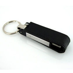 Personalized - Luxury Leather USB
