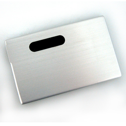 Personalized - Metal Credit Card USB