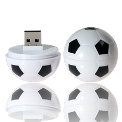 Football Shaped USB