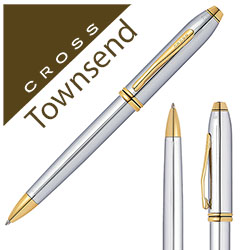 Personalized - Cross Townsend Medalist Pen