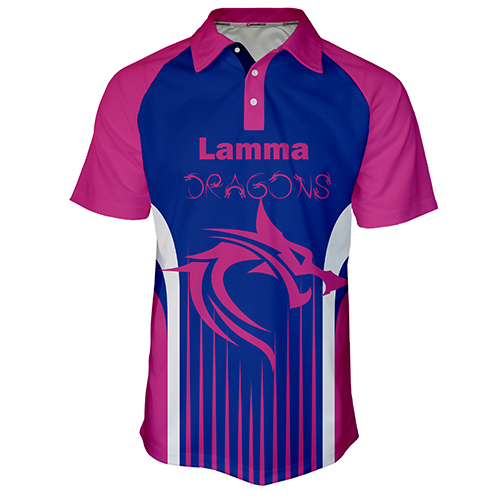 Dragon Boat Polo Shirt