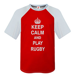 Rugby Sevens Supporters Shirts