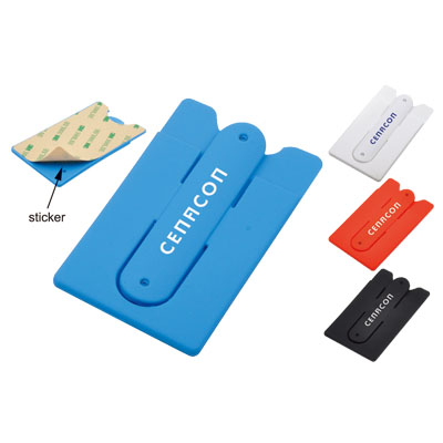 Smart Mobile Wallet with Stand