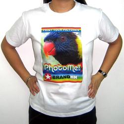 3 Hour Printed White T-Shirts