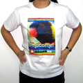 Personalized - 3 Hour Printed White T-Shirts