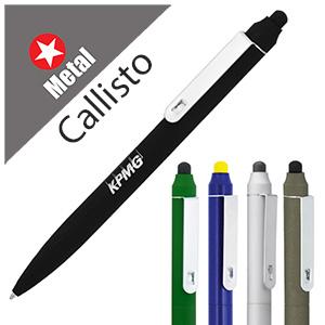 Callisto Ballpoint Stylus Pen