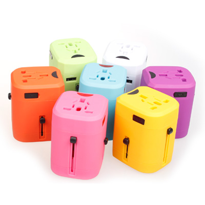 Personalized - Travel Adaptor IV