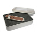 Personalized - Metal USB box
