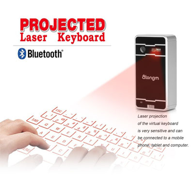 Personalized - Bluetooth Laser Virtual Keyboard