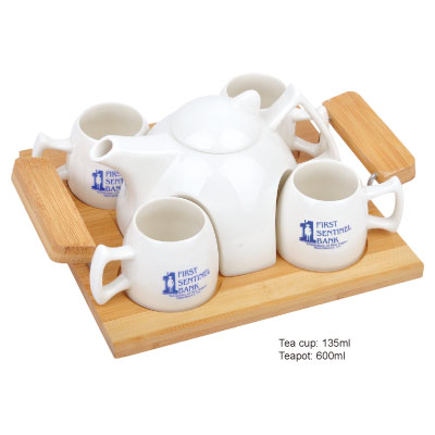 5pc Tea Set