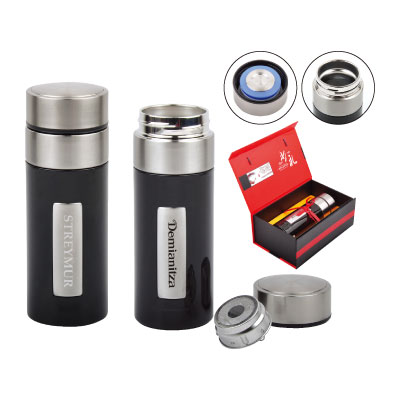 Personalized - CEO Flask Presentation Set