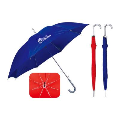Classic Silver Umbrella