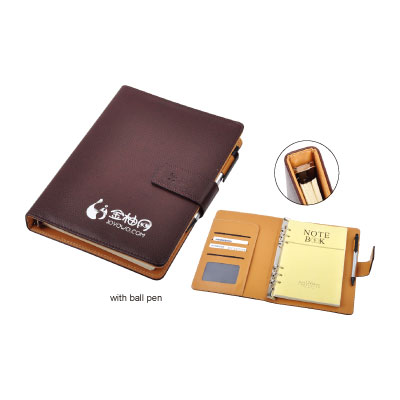 CEO Loose-leaf Notebook