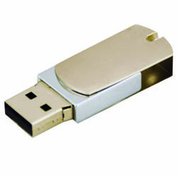 Metal Twist USB