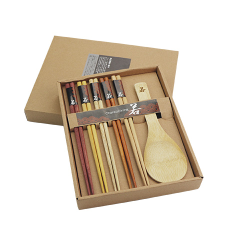 Chopsticks and Spoon Set