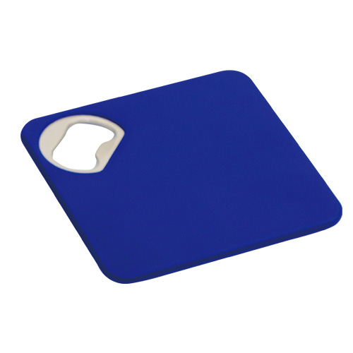 Coaster with Bottle Opener