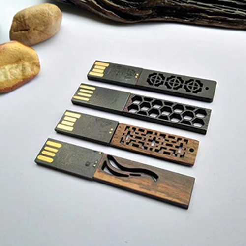 Carved Wood USB
