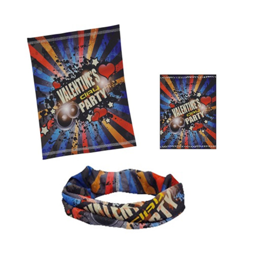 Personalized - Bandana - Sublimation printing