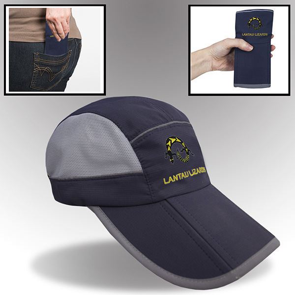 Personalized - Folding Cap