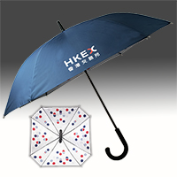 Magic Print Stick Umbrella