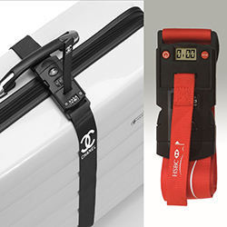 Personalized - Luggage Strap With Scale