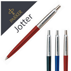 Parker Jotter - coloured barrel