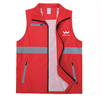 Personalized - SteelCity Reflective Vest