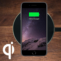 Personalized - Omega Ultra Thin Wireless Charger